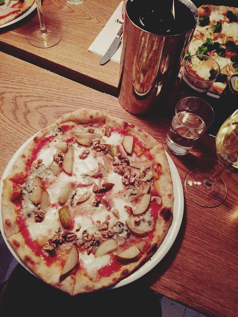 Pizzeria Alfons Helsinki