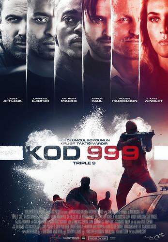 Kod 999 - Triple 9 (2016)
