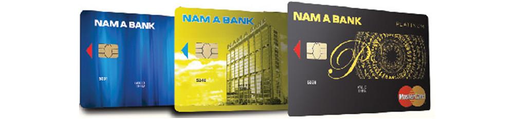 Thể tín dụng quốc tế Nam Á Bank