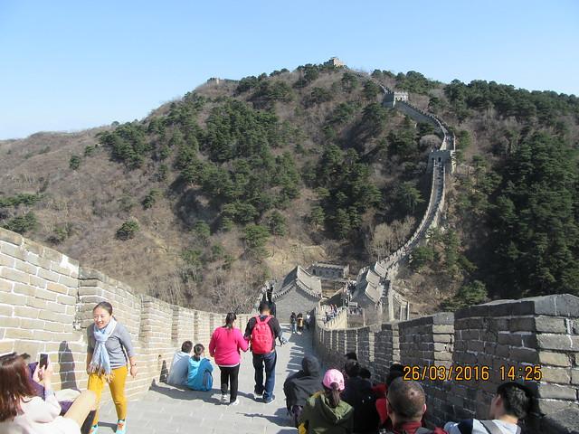 Hannah's China Trip