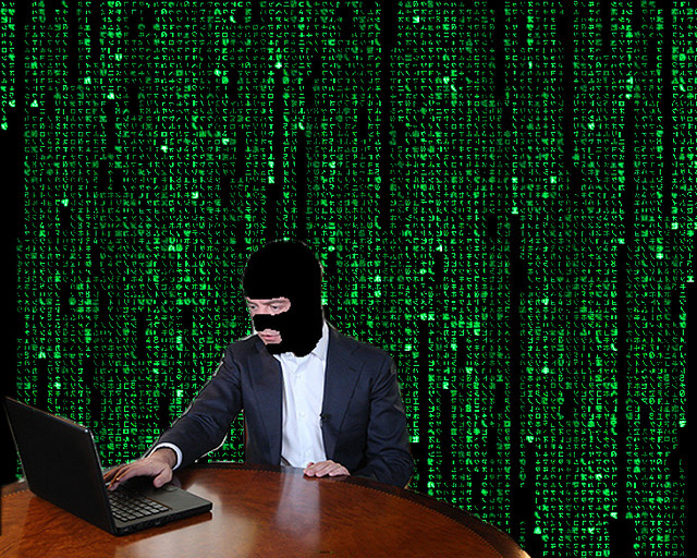 Российский хакер