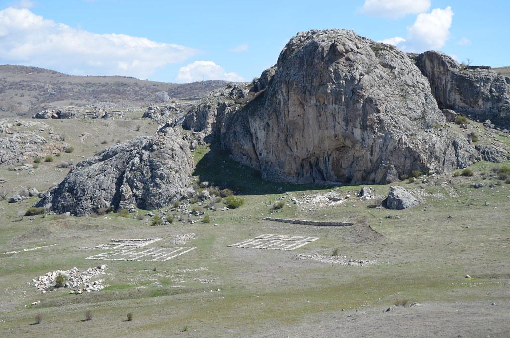 Hattusa The Capital Of The Hittite Empire In The Late Bro