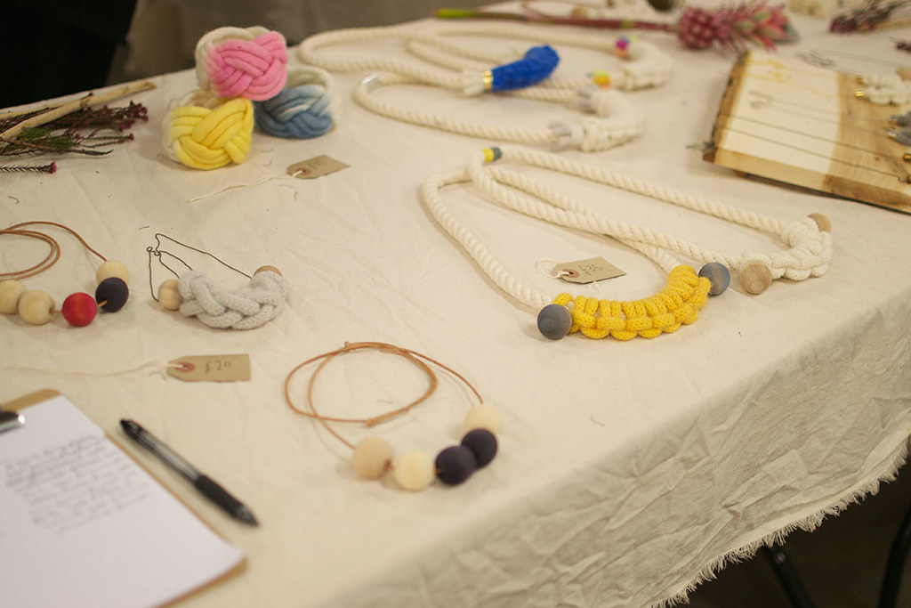 Jen Cogliantry in Renegade Craft London 2015