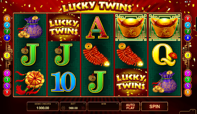 Lucky Twins slot game online review