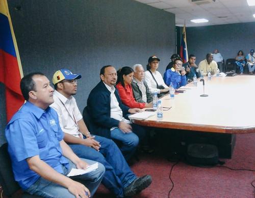 Equipo Promotor de Caracas Frente Patriótico Hugo Chávez
