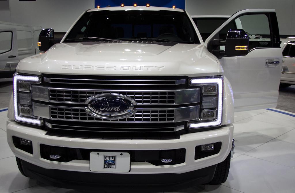 2017 Ford Super Duty F-Series Pickup Truck | coconv | Flickr