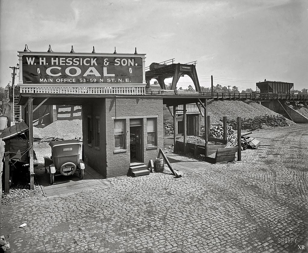 1925 ... coal-stop!