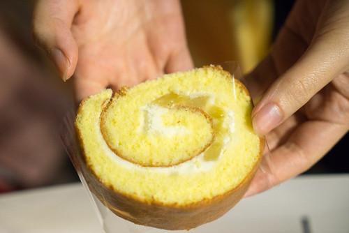 Rez 的芒果蛋糕是最治癒的~