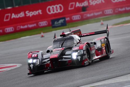 Marcel Fässler - André Lotterer - Benoit Tréluyer, Audi R18, WEC Silverstone 2016