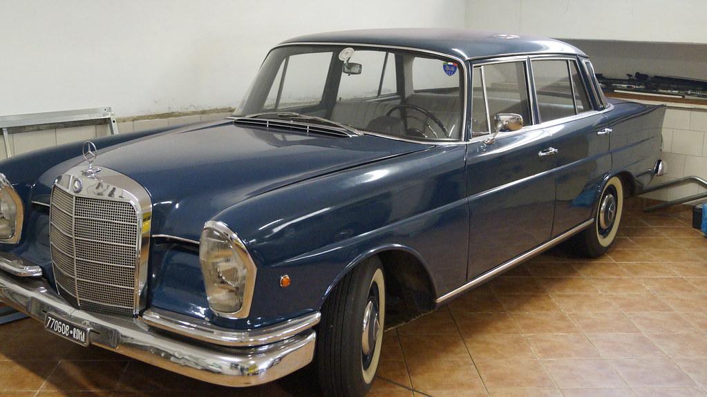 Mercedes 220B - 1963