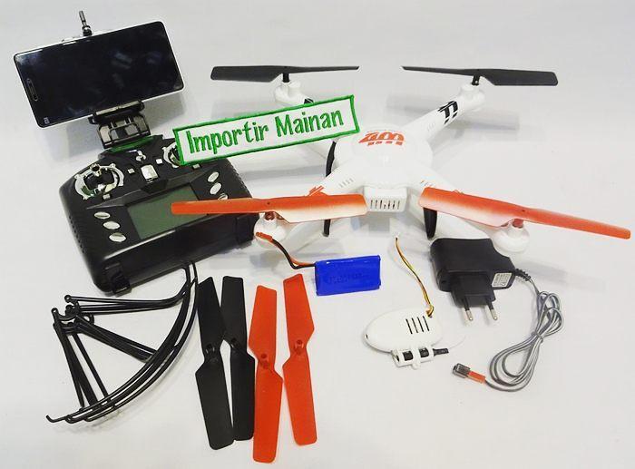 WLtoys V686K WIFI FPV Headless Mode RC Quadcopter Drone Wi
