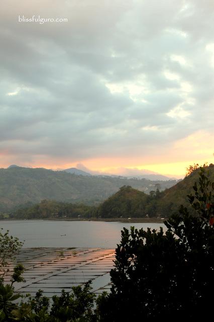 Lake Sebu Sunset