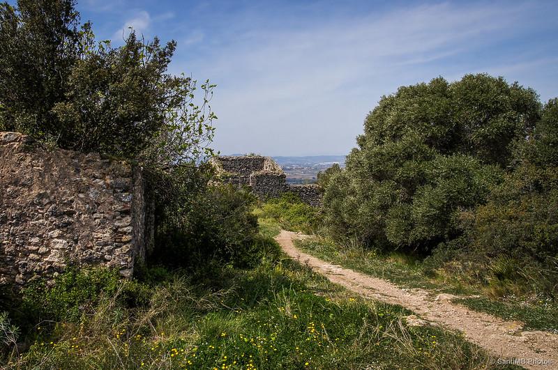 Cal Balaguer y el GR92 que lo cruza