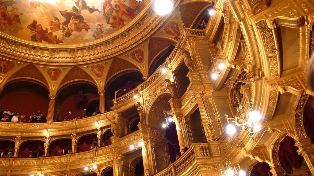 Teatro dell'Opera. Credit: Andrea Puggioni