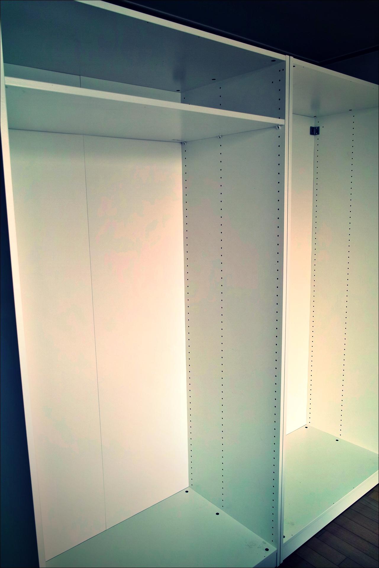 옷장 조립-'이케아 가구 조립 노하우. How to assemble ikea furnitures'