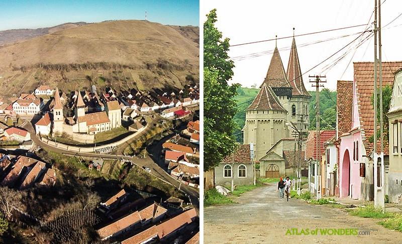 Sajones de Transilvania