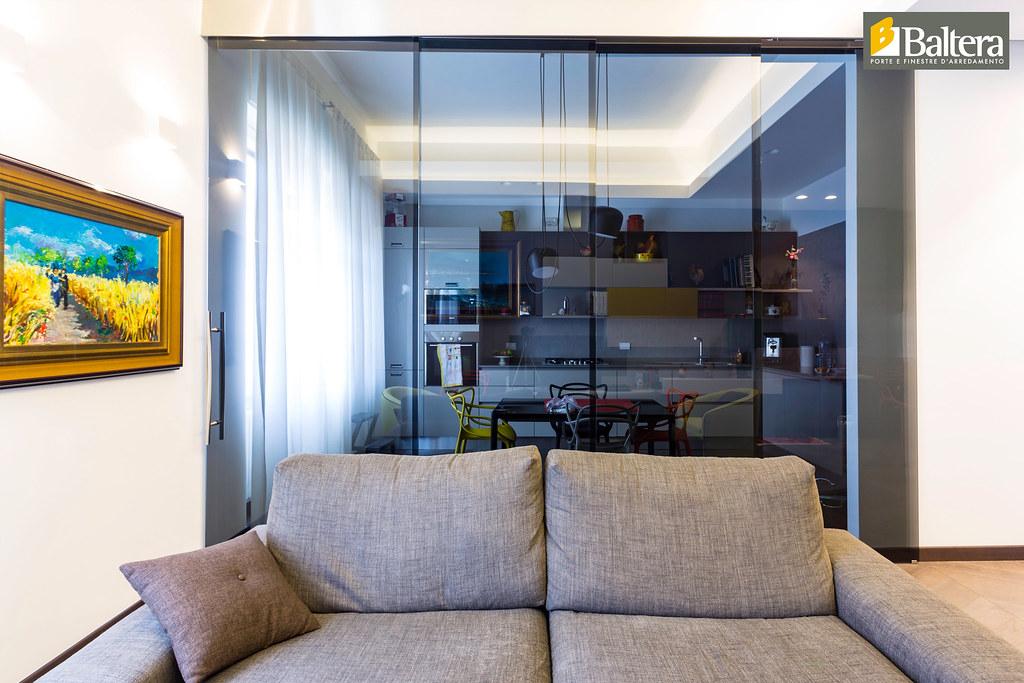 Porta vetro scorrevole baltera porte e finestre flickr - Baltera srl unipersonale porte e finestre ...