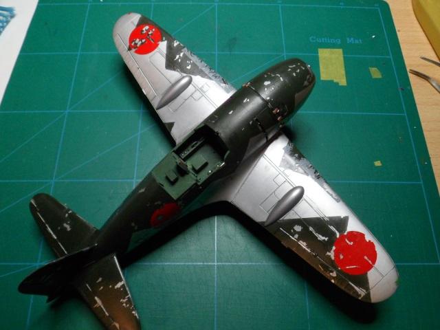 Pas-à-pas : Mitsubishi J2M3 modele 21 Raiden Jack [Tamiya 1/48] 25766860335_35da0cb0e9_o