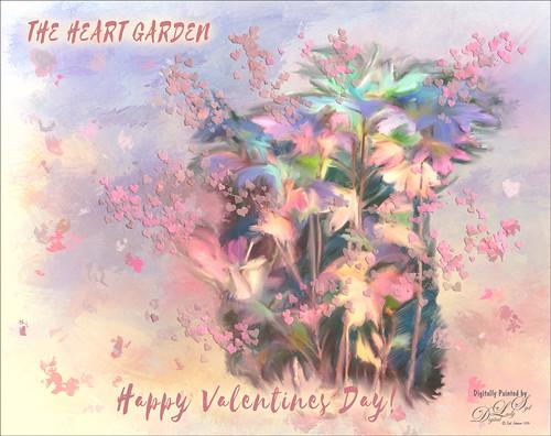 Image of a Valentine Garden