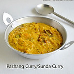 Sunda curry recipe / Pazhang curry