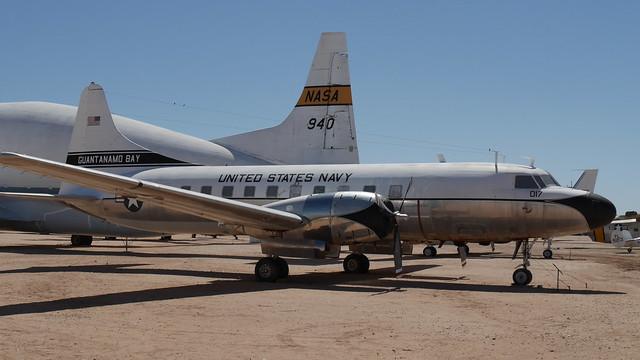 Convair C-131F Samaritan