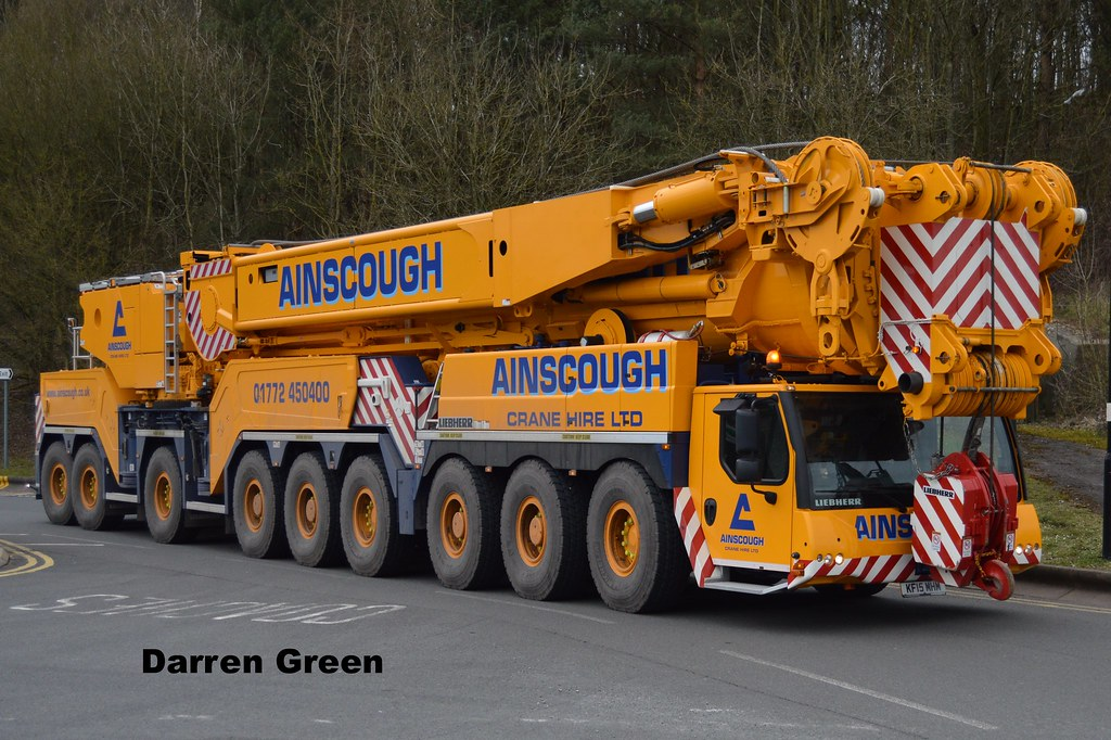 ainscough crane hire ltd liebherr ltm 1750 9 1 kf15 mhm. Black Bedroom Furniture Sets. Home Design Ideas