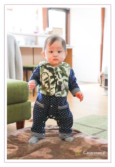 1才誕生日記念の家族写真,赤ちゃん写真,子供写真,岐阜県養老郡養老町,出張撮影,自宅,自然な,データ渡し