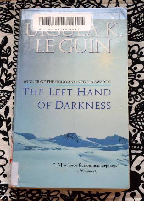 21 Authors Left Hand of Darkness