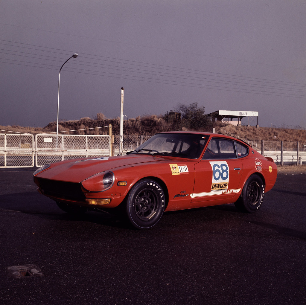 Vintage Datsun Fairlady Z And Racing And Rally Images