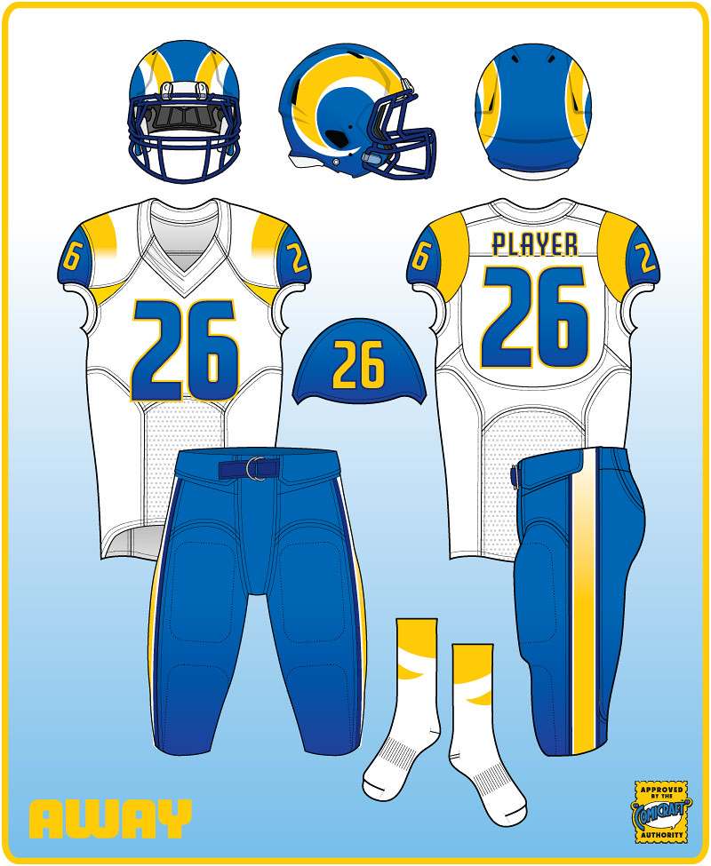 044fc8b57 Uni Watch contest results -- How you d redesign the Rams for return ...
