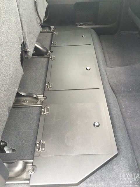 Esp Storage For Tundra The Perfect Solution Toyota