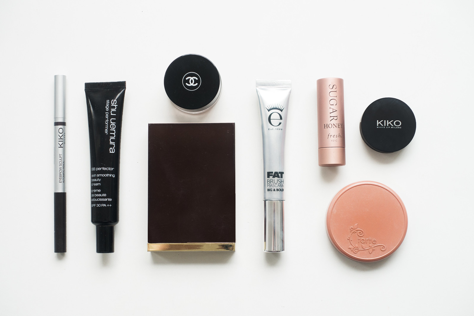 My Current Make-Up Favourites