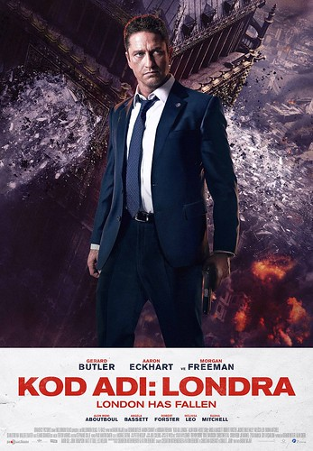 Kod Adı: Londra - London Has Fallen (2016)