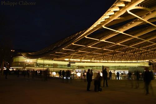 La canop e des halles paris flickr photo sharing - Les halles paris ouverture ...