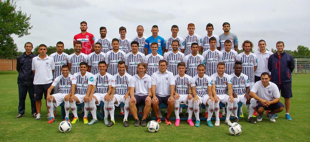 Sportivo Barracas - Equipo Primera División - 2016