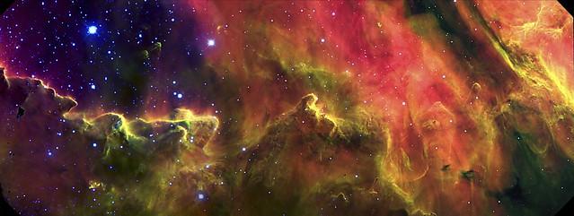 VCSE - Messier 8 - Julia I. Arias and Rodolfo H. Barbá