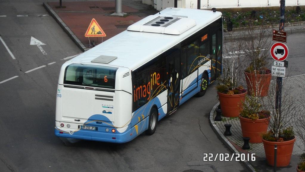 Irisbus Citélis S n° 113 24587821704_83dc82abfa_b