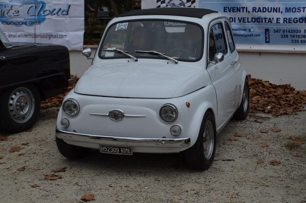 Fiat 500F - 1971