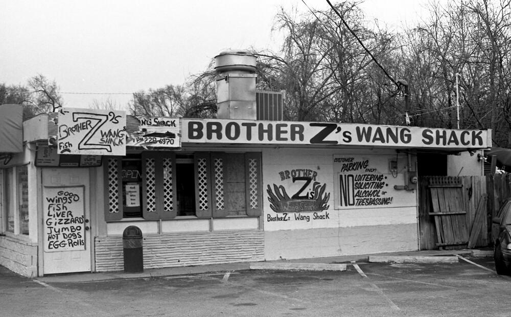 wang shack