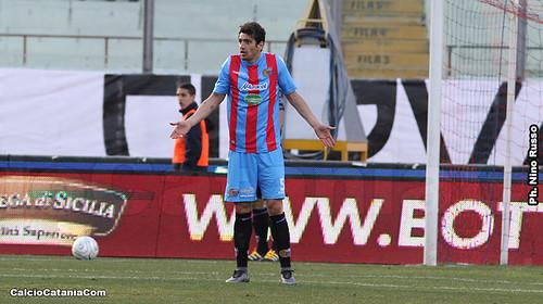 """Bastrini: """"Con la giusta mentalità il Catania farà la differenza"""""""