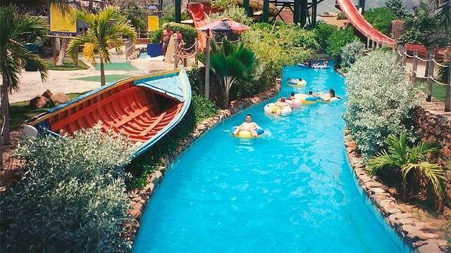 Parques temáticos de Margarita afectados por la escasez de cloro