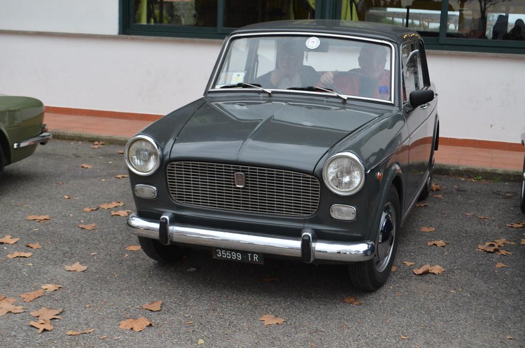 Fiat 1100D - 1962