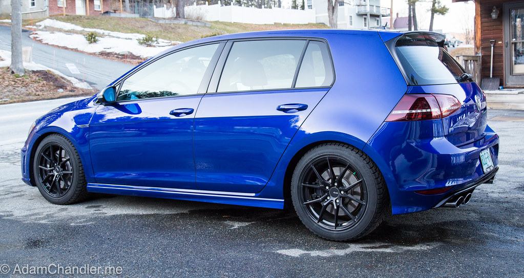 "Golf R Dcc >> VWVortex.com - AdamChandler's 2016 Golf R ""Bertha"" Build Thread"