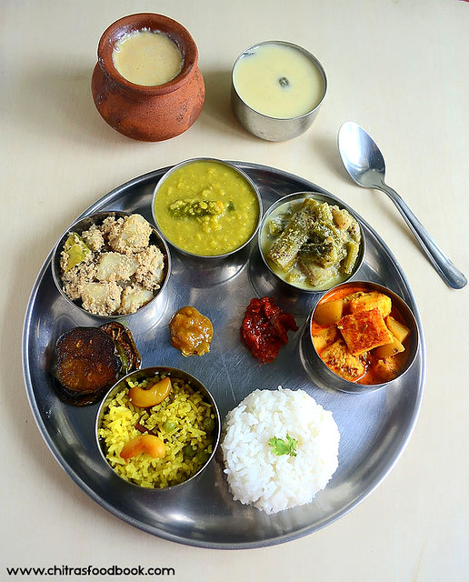 Bengali Lunch menu List
