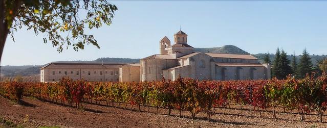 Monasterio de Valbuena (Ribera del Duero, Valladolid)