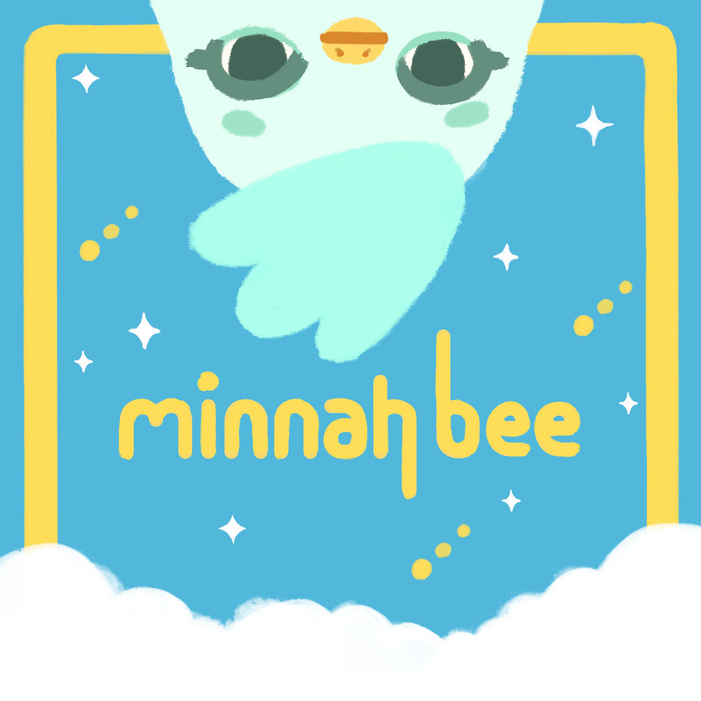 Minnah Bee Album Cover For The Music From Toca Dance