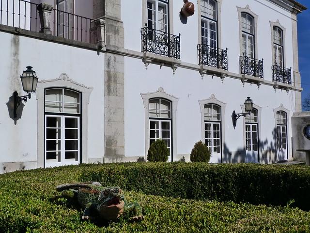 Jardín de Bordalo Pinheiro (Lisboa, Portugal)