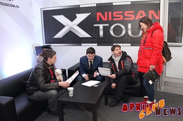 NISSAN X-TOUR