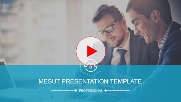 Mesut Powerpoint Presentation Template