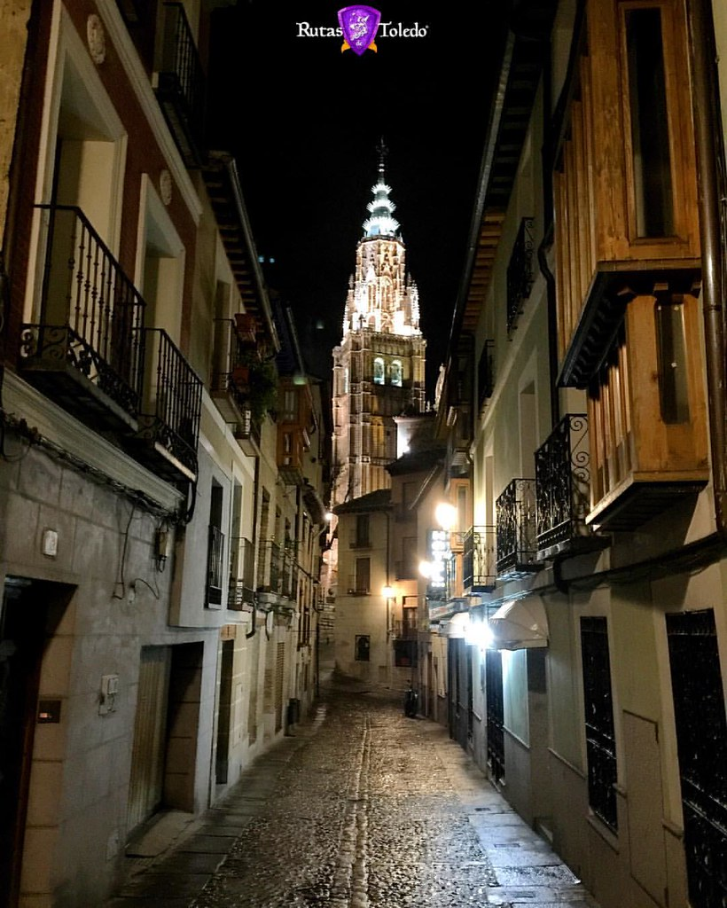 Toledo por la noche